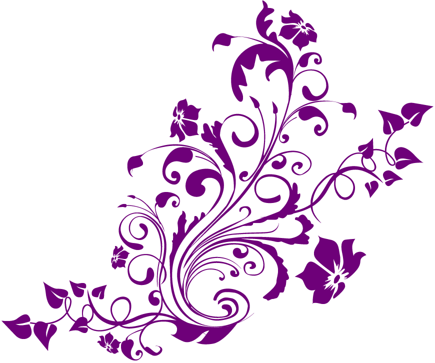 Free Vector Swirl Floral Design Downloads .png - ClipArt Best