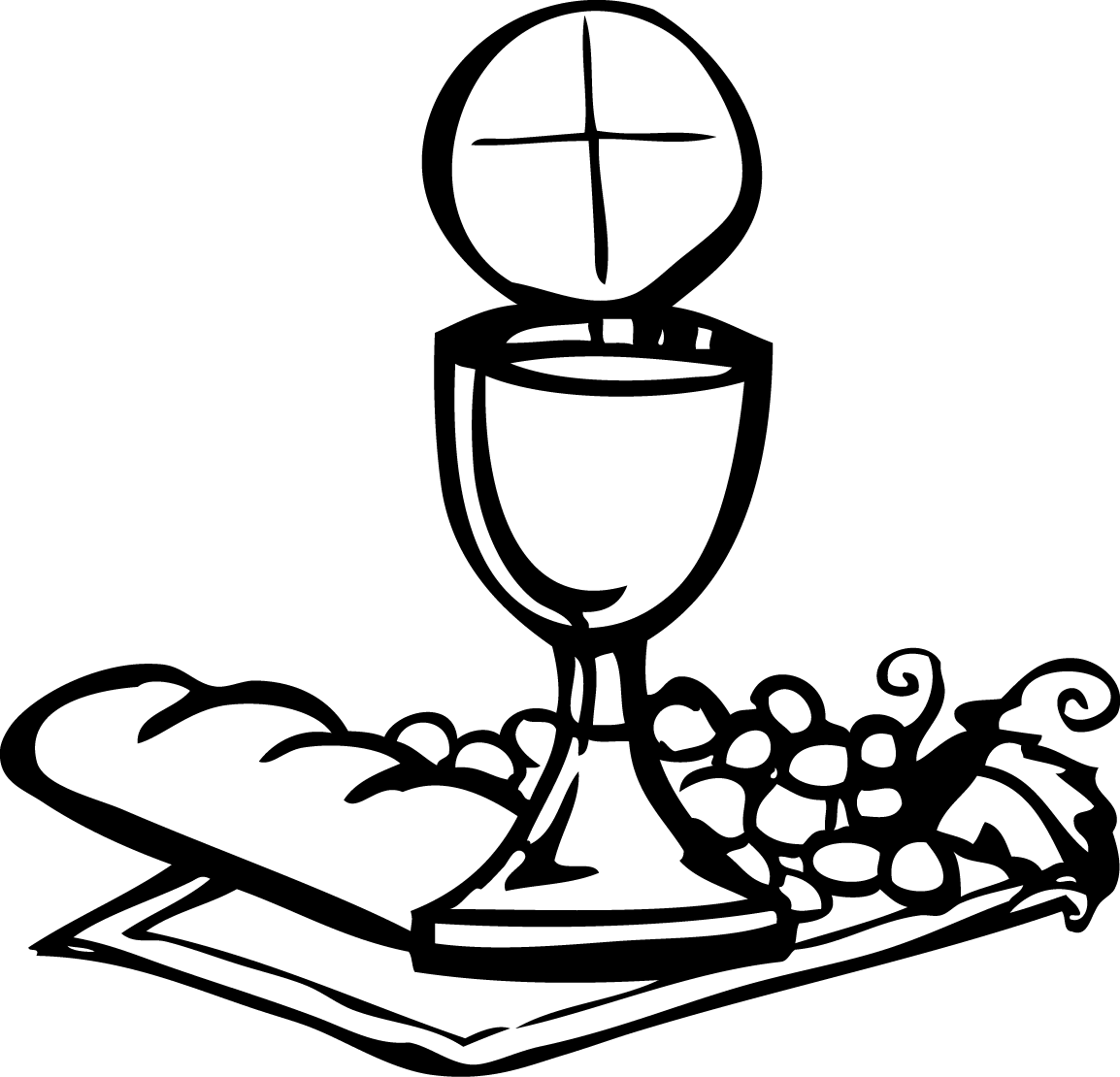 free communion coloring pages - photo#28