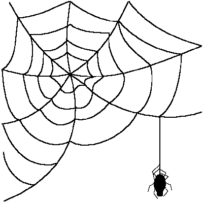 Halloween Spider Template as well Simple Black And White Border as well Halloween moreover Tribal Spider Web Tattoo as well Stock Images Vector Spider Web White Image16531004. on scary halloween spider web drawings