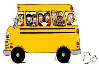 yellow bus clipart - photo #36