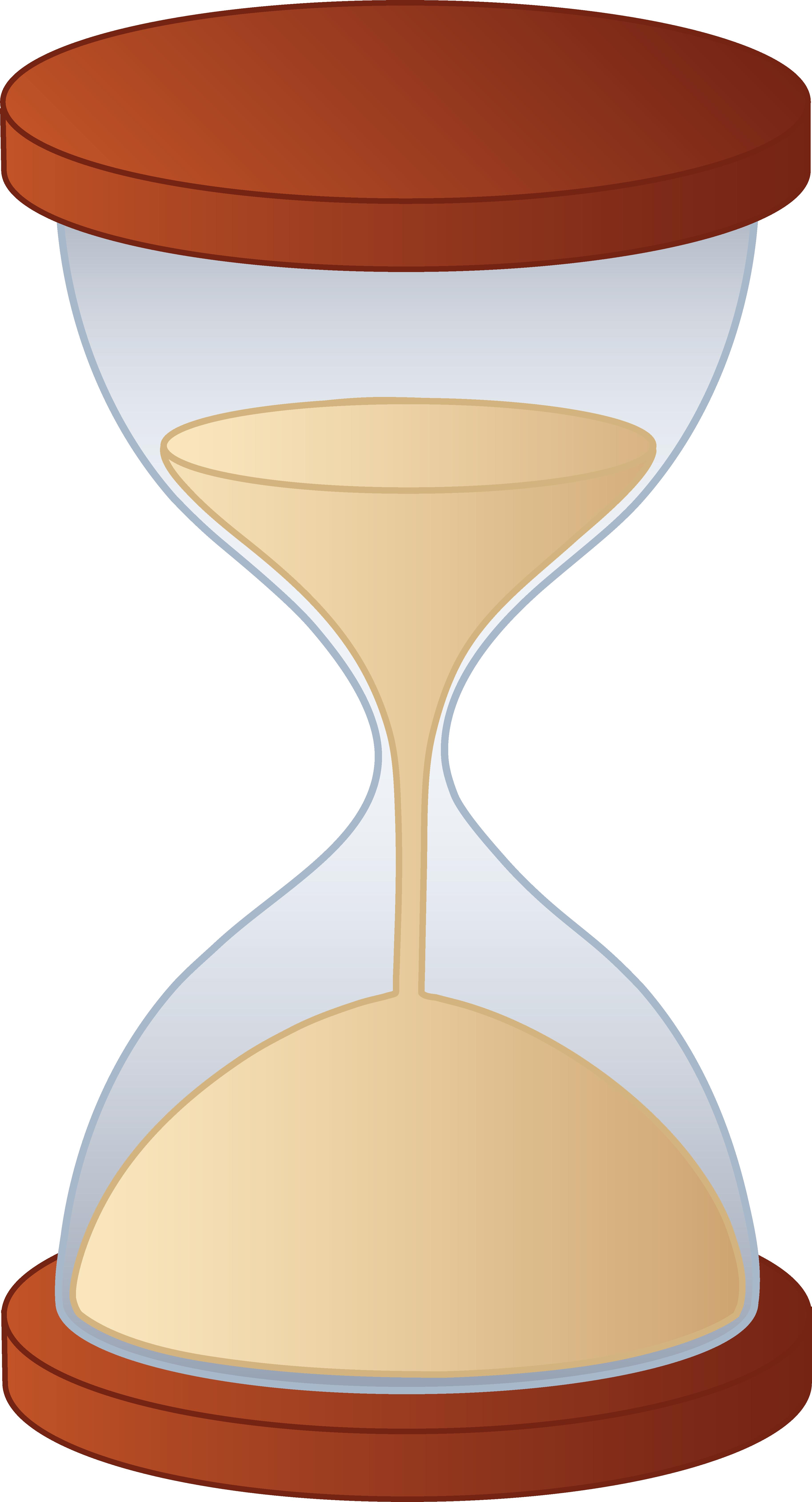 Sand Clock Clipart - ClipArt Best