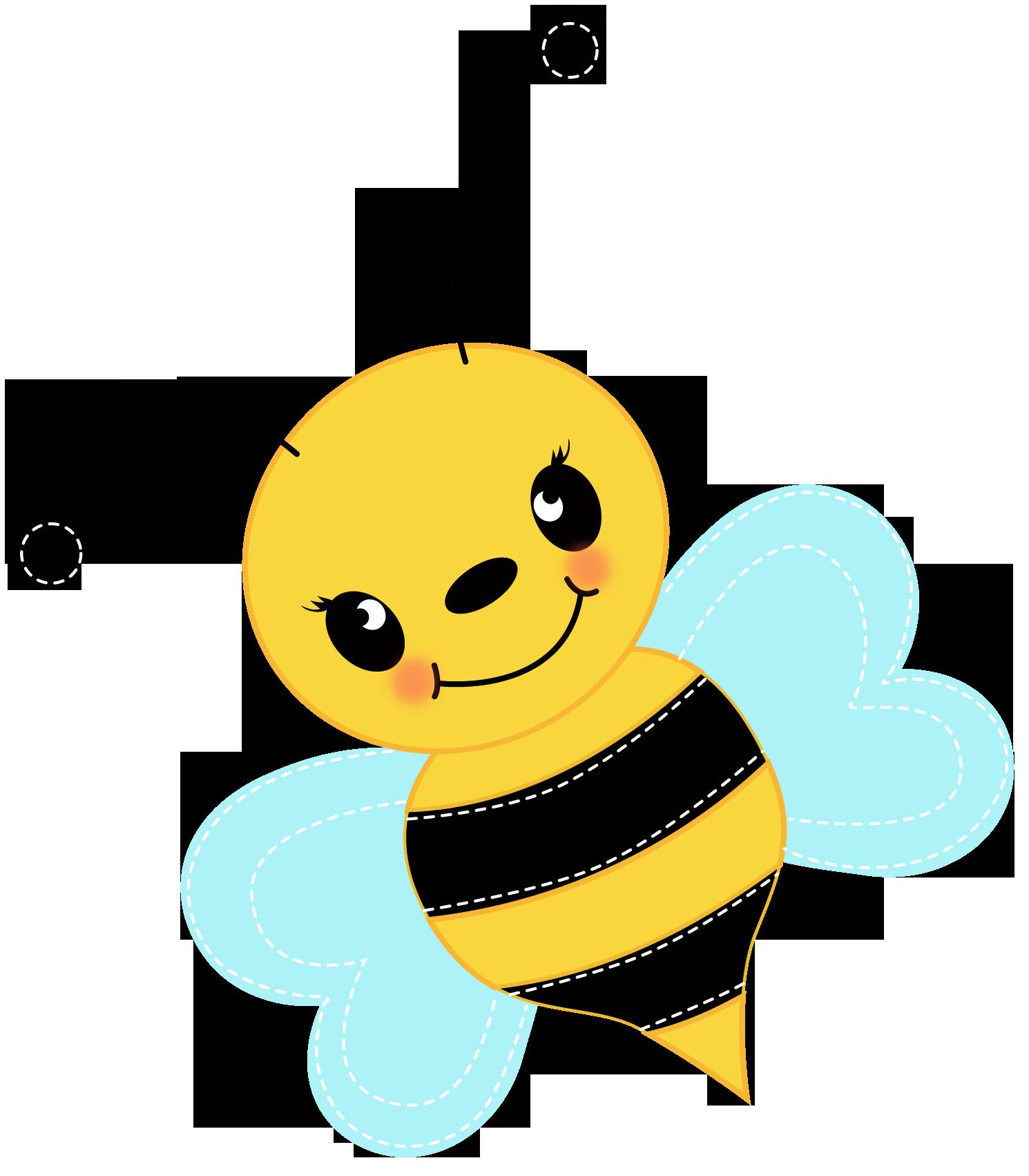 Baby Bee Clip Art - ClipArt Best