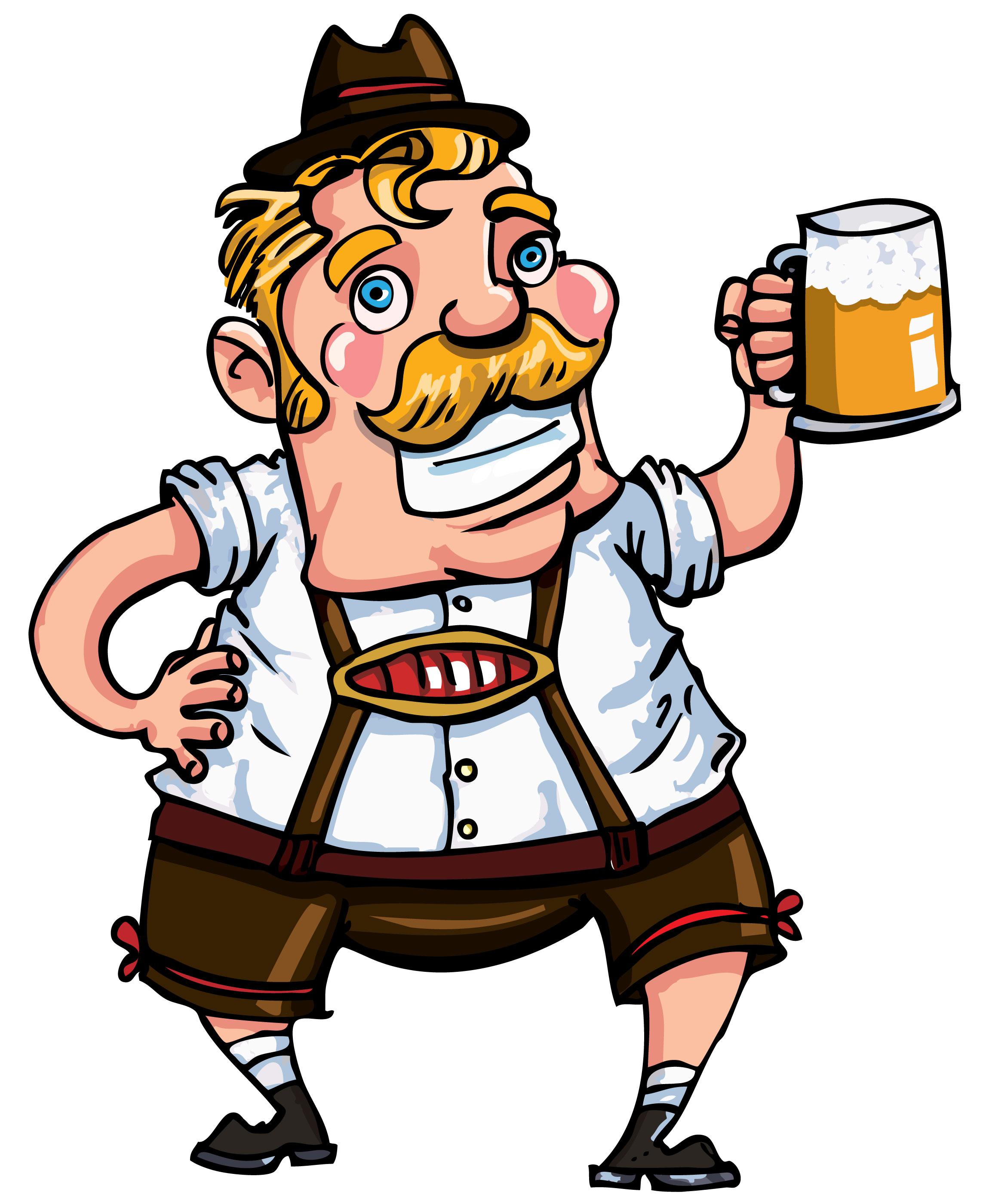 Cartoon Oktoberfest - ClipArt Best