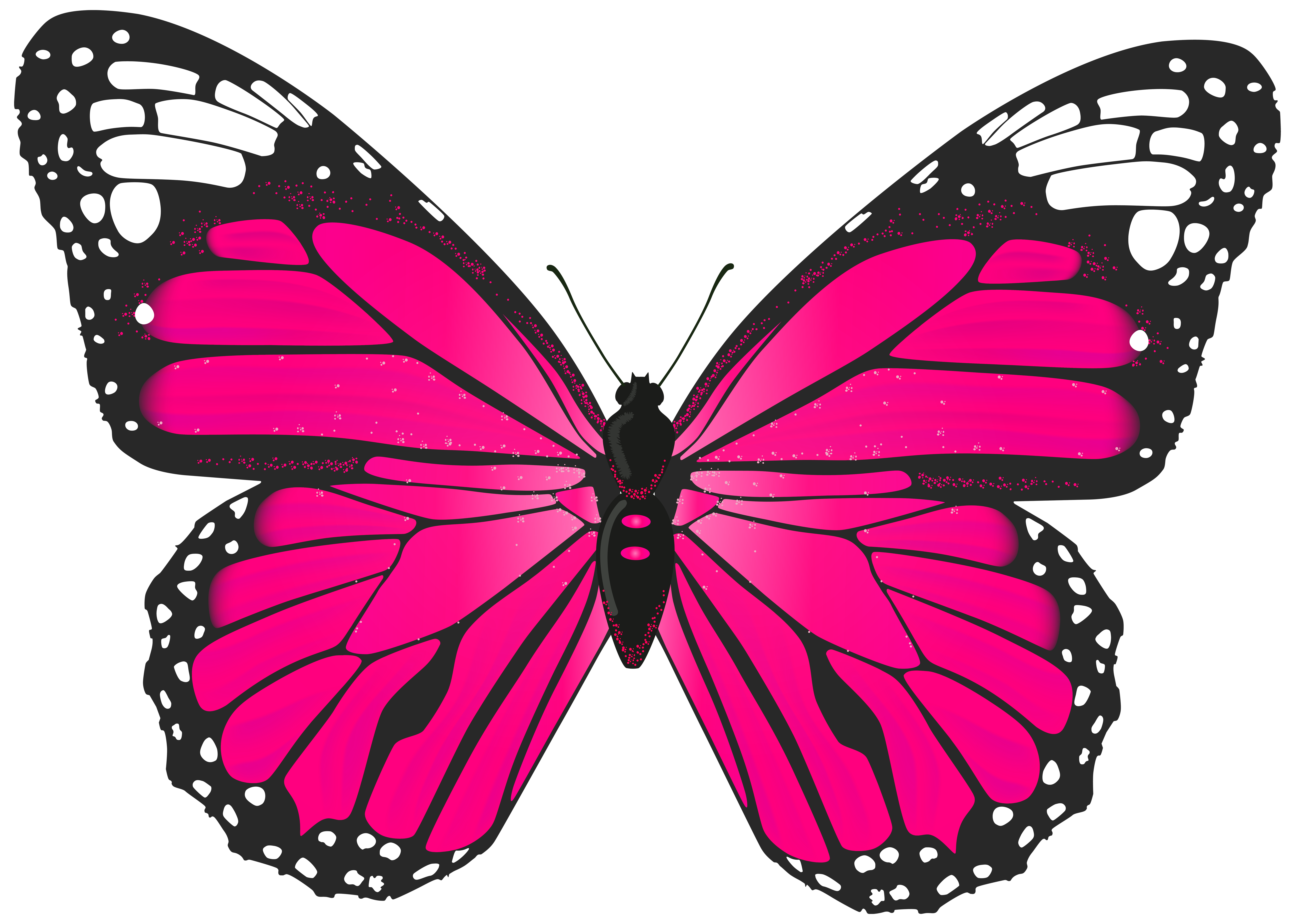 http://www.clipartbest.com/cliparts/9i4/oXK/9i4oXKr6T.png Pink Butterfly Graphics