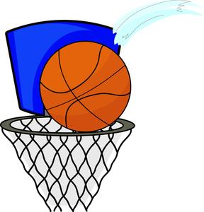 Cartoon Basketball Hoop - ClipArt Best