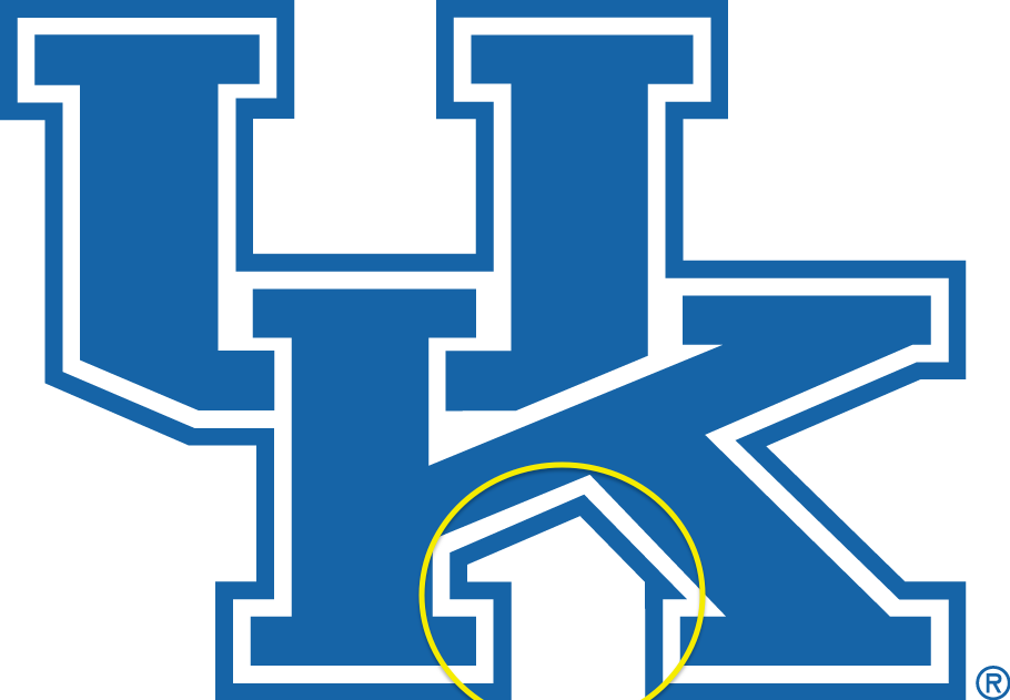 Kentucky changed its logo after NCAA tournament disappointment ...