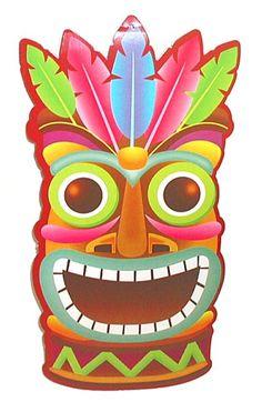 Tiki clip art free