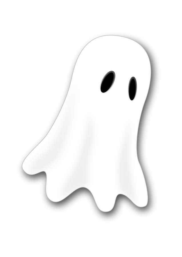 Ghost Vector - ClipArt Best