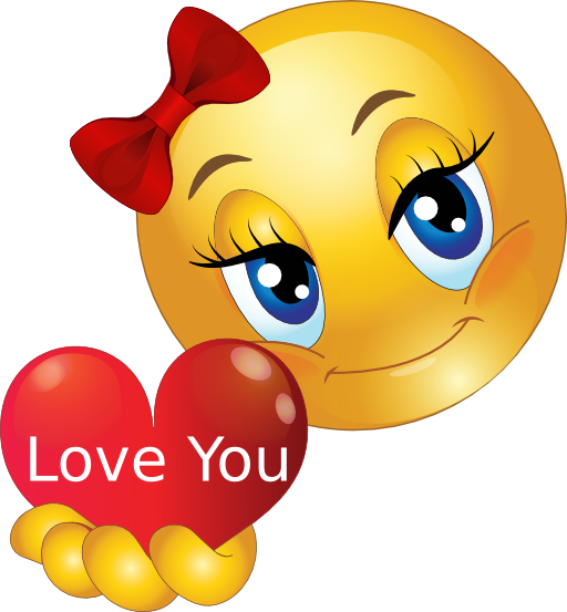 Animated Emoticons Love - ClipArt Best