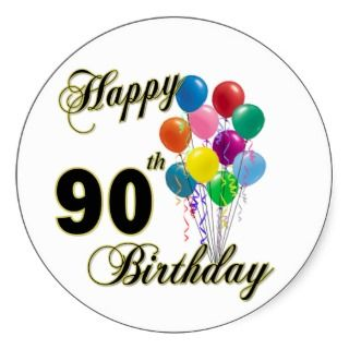 90th Birthday Clip Art Free - ClipArt Best