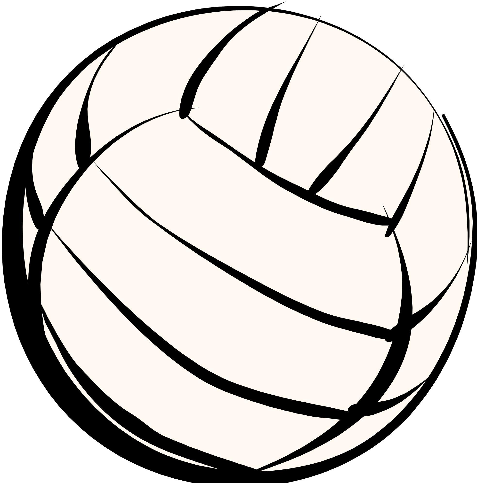 Cartoon Volleyball - ClipArt Best