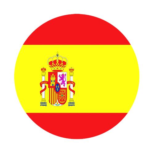 spain flag logo clipart best