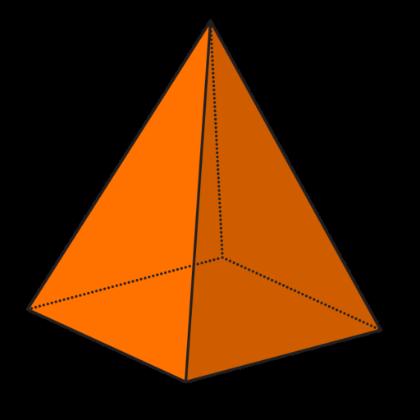 3d Pyramid Shape - ClipArt Best