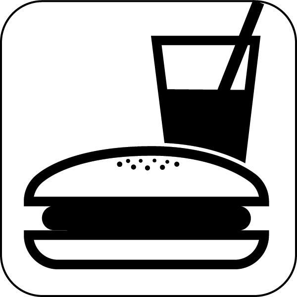 restaurant symbols clip art - photo #34