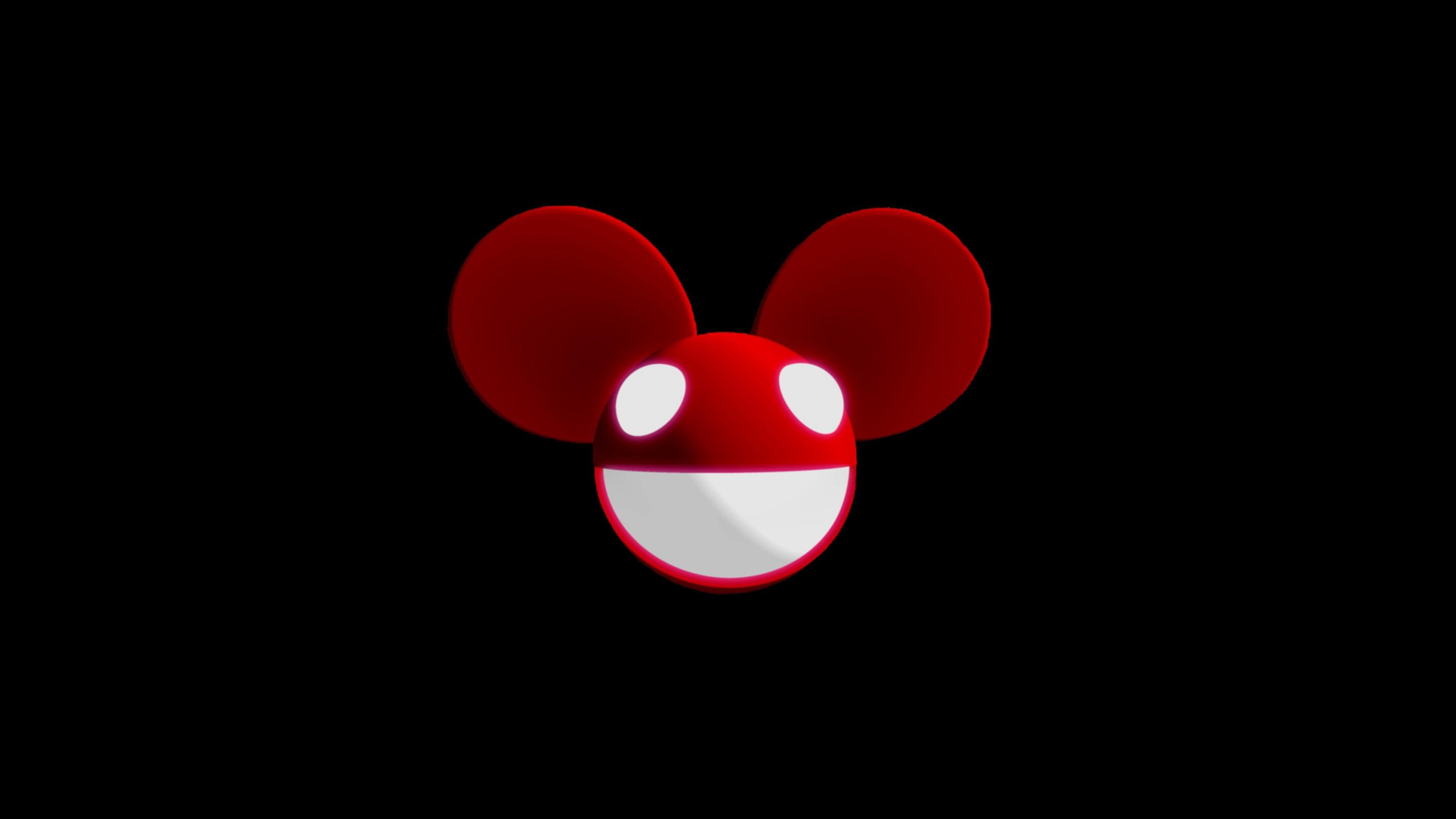 deadmau5 music red wallpaper - photo #11
