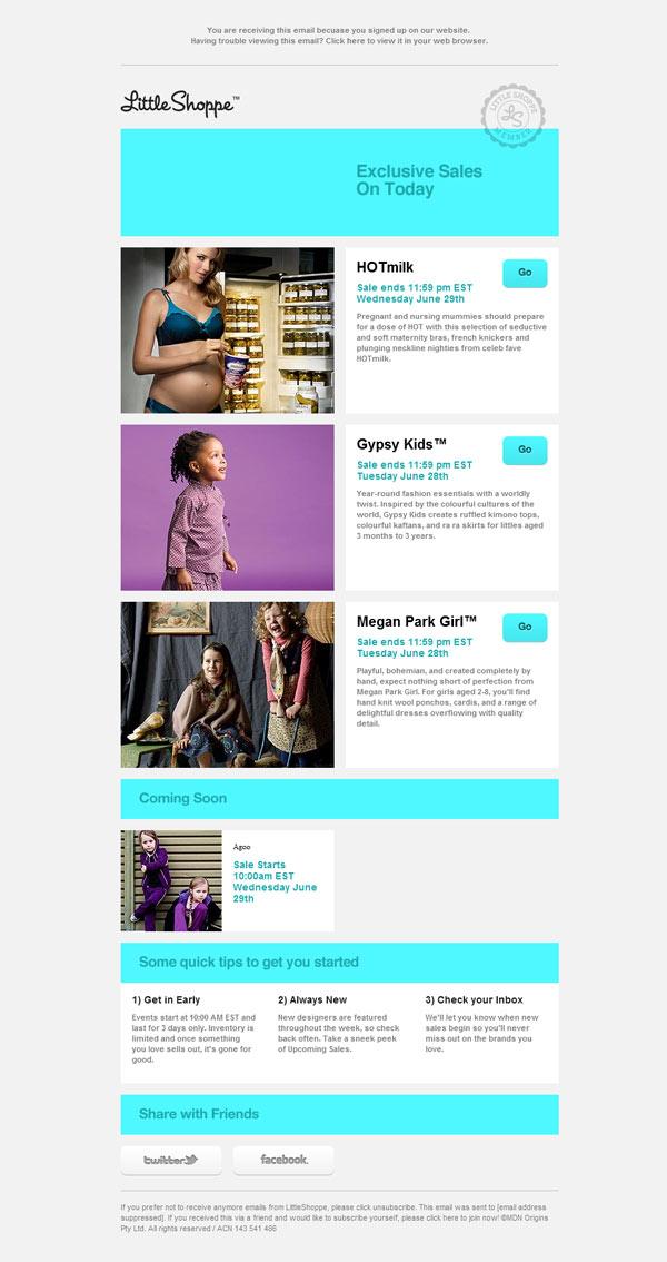 Newsletter design inspiration clipart best for Newsletter design inspiration
