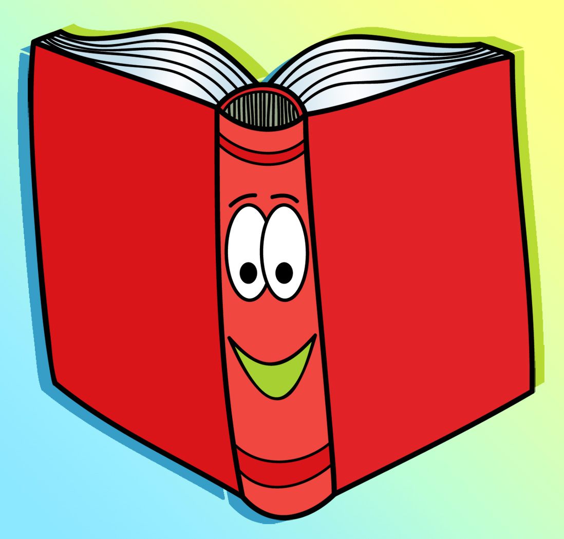 clipart pictures of books - photo #19