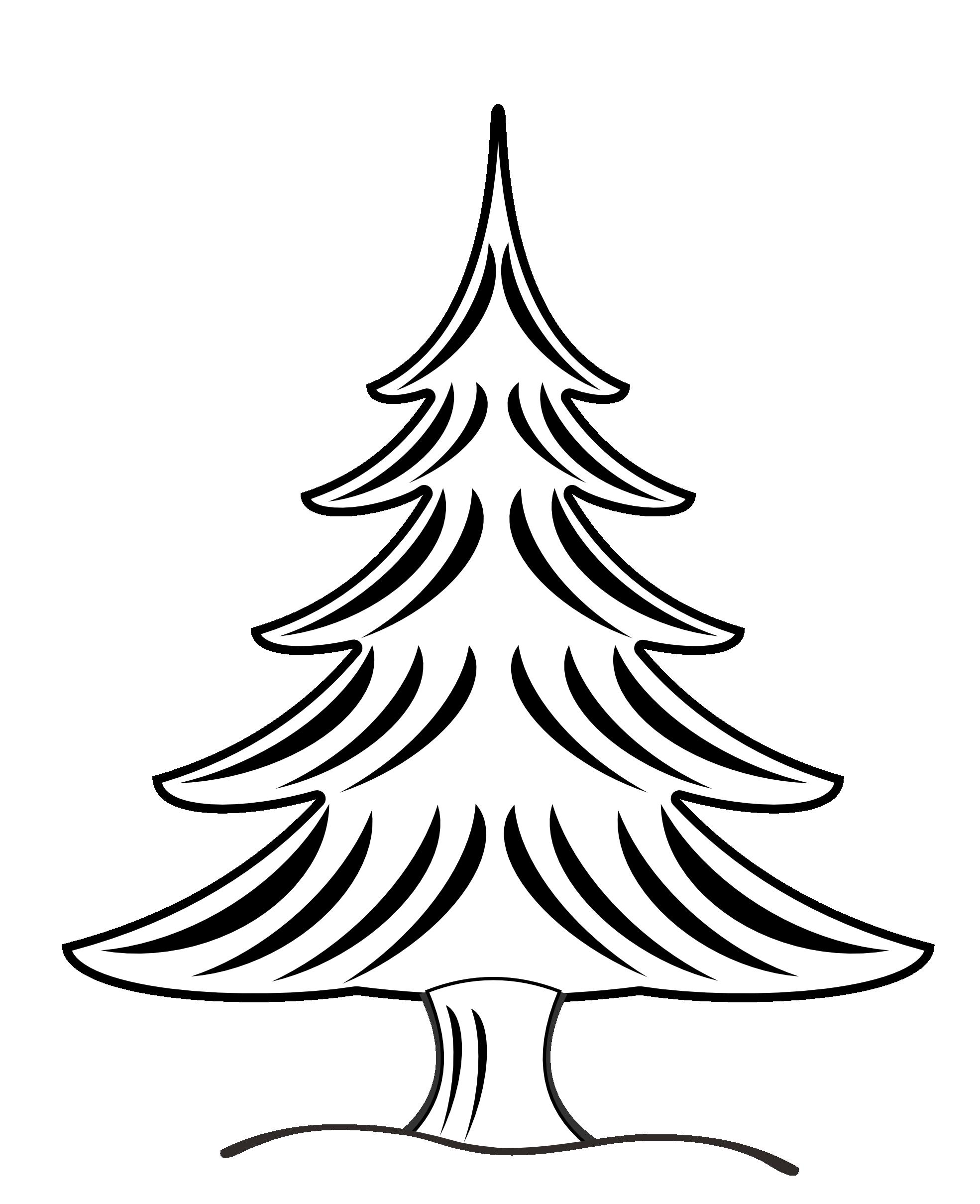 Christmas Tree Clip Art - ClipArt Best