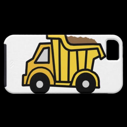 yellow truck clipart - photo #15