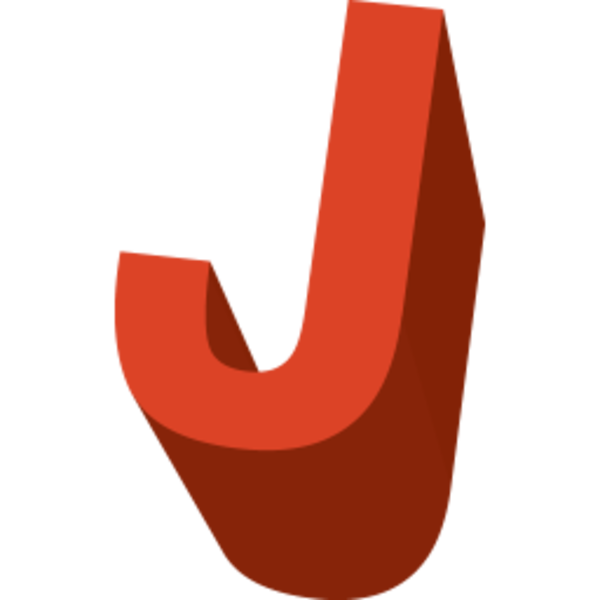 Letter J Icon | Free Images - vector clip art online ...
