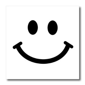 Smile Black And White - ClipArt Best