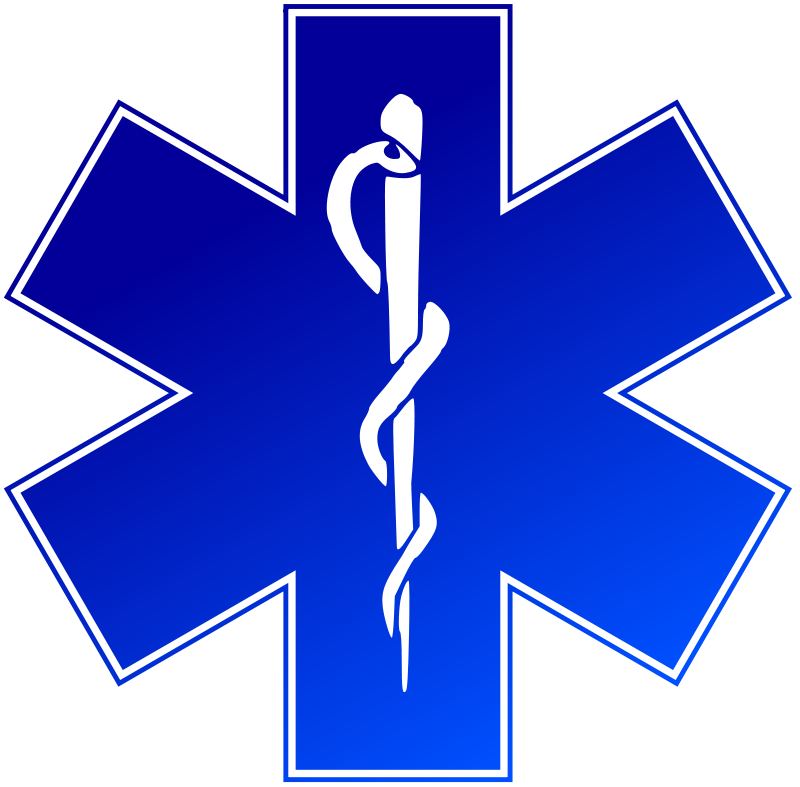Free Clipart: EMS (emergency medical service) logo