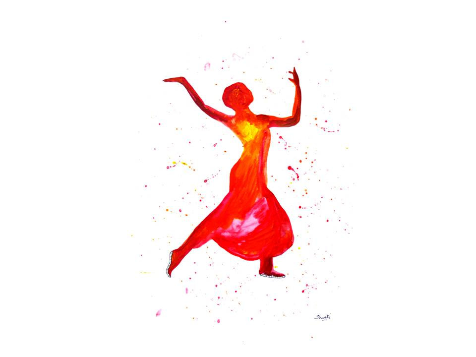 Indian Dancing Pictures - ClipArt Best