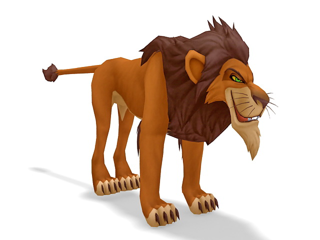 Cartoon Characters Lion King : Cartoon character lion clipart best