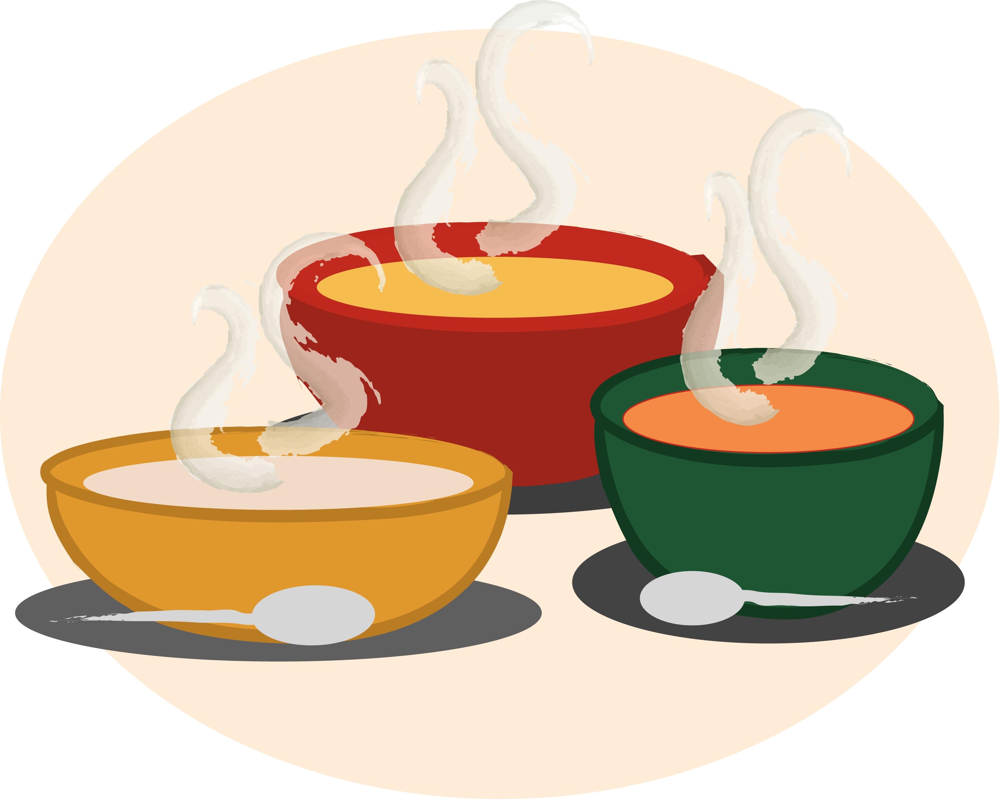 Soup Kitchen Clipart
