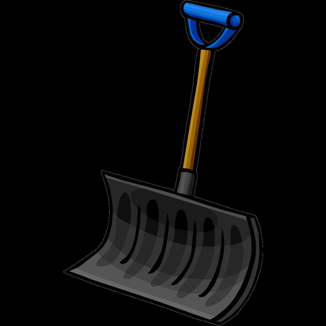 shoveling snow clipart free - photo #6
