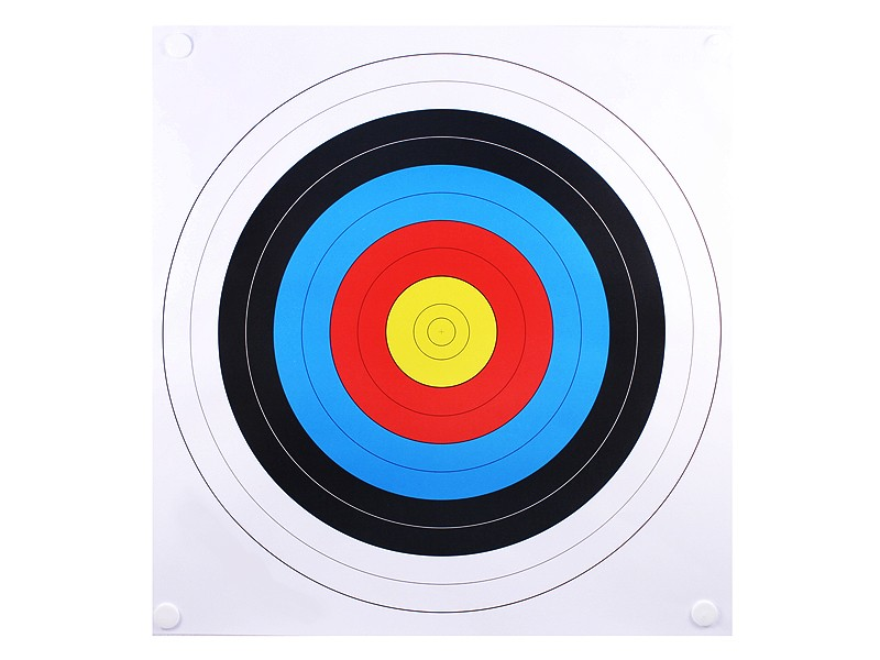 Archery Target Clip Art
