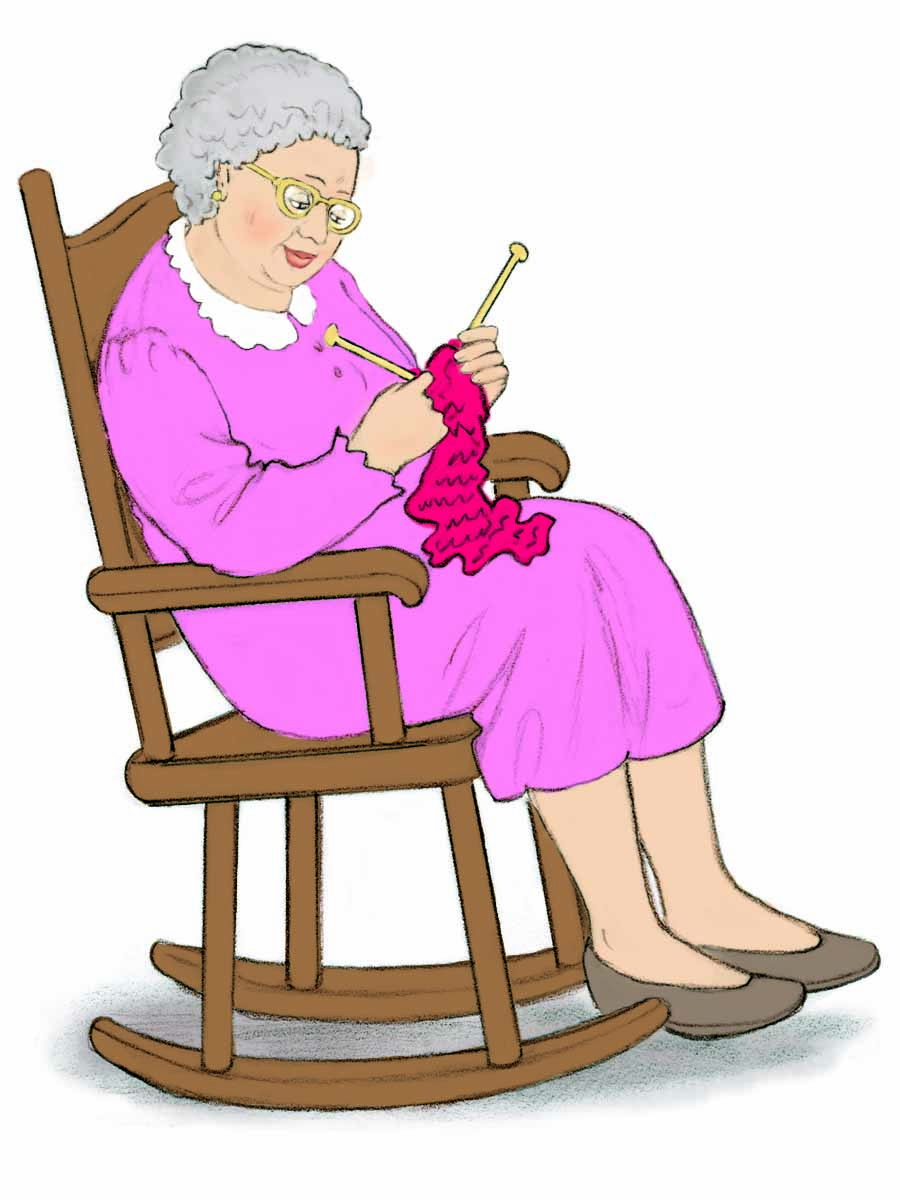 Old lady cartoon pictures clipart best