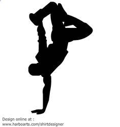 Hip Hop Dance Vector Png - ClipArt Best