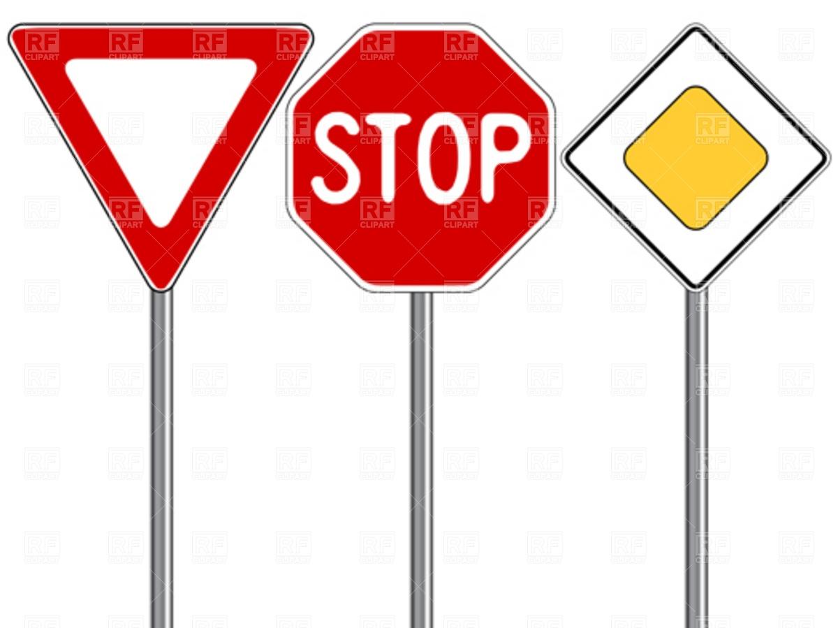 Street Sign Clip Art - ClipArt Best
