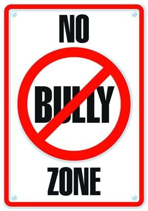 1000+ images about No bullying zone