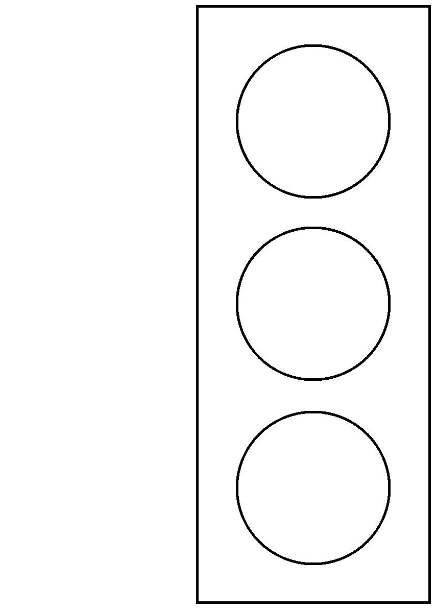 car indicator lights coloring pages | Printable Traffic Light - ClipArt Best