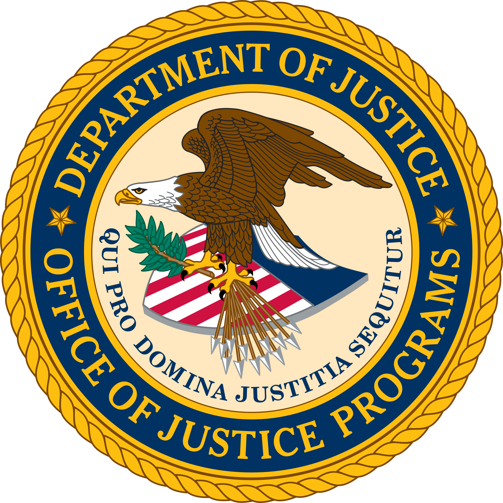 Us Department Of Justice Logo - ClipArt Best