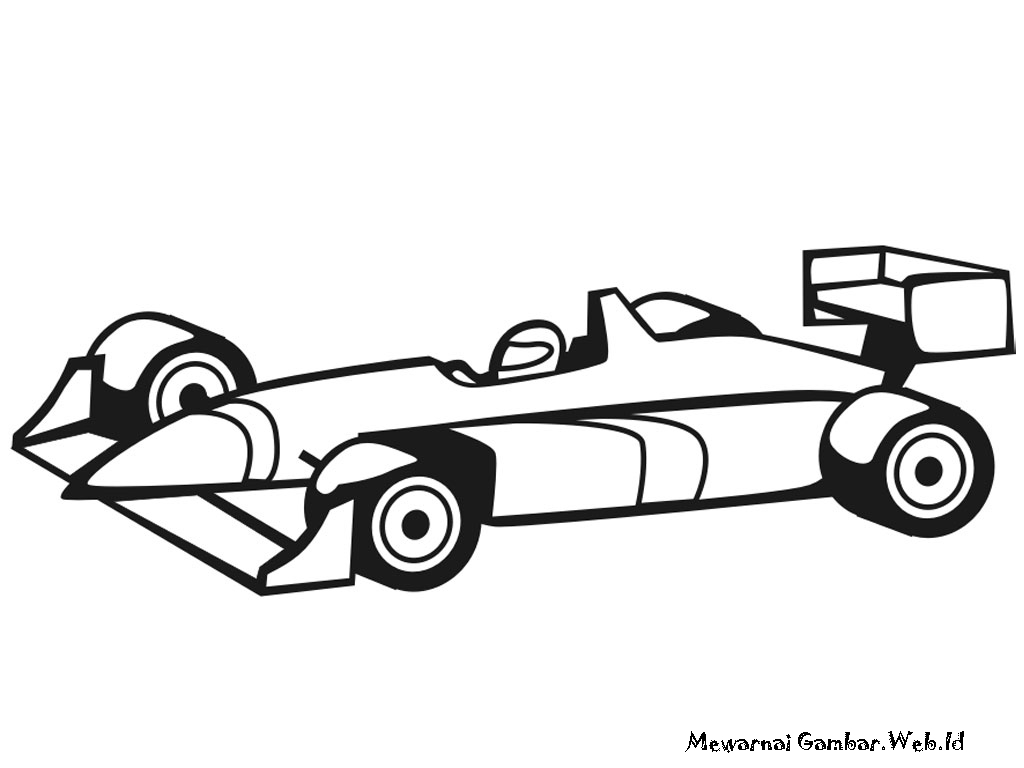 indy 500 coloring pages - photo#17