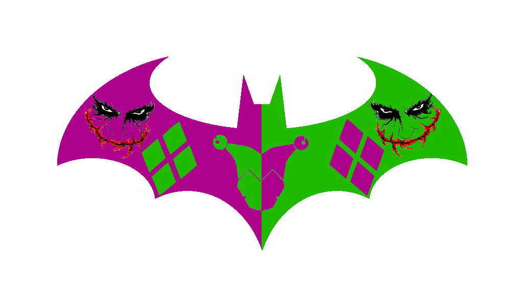 Batman Joker Logo Clipart Best
