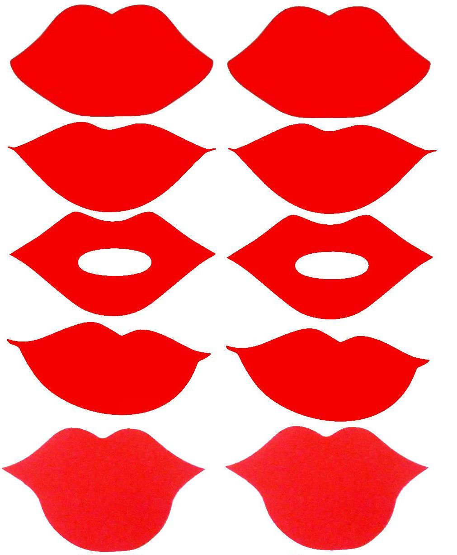 Как сделать для фото усы губки