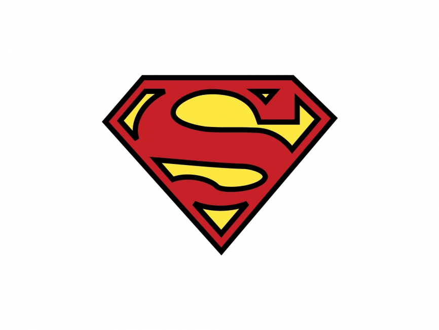 Superman Vector Logo | Free Download Clip Art | Free Clip Art | on ...
