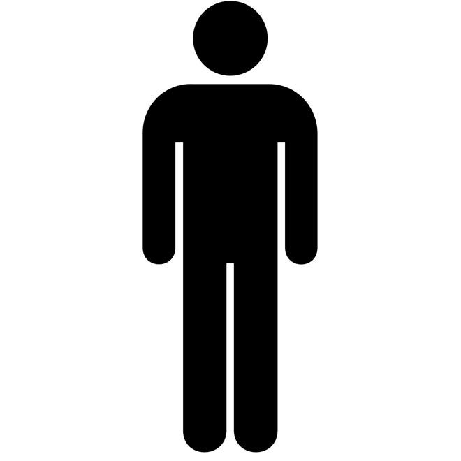BOYS Bathroom Signs Clipart ClipArt Best