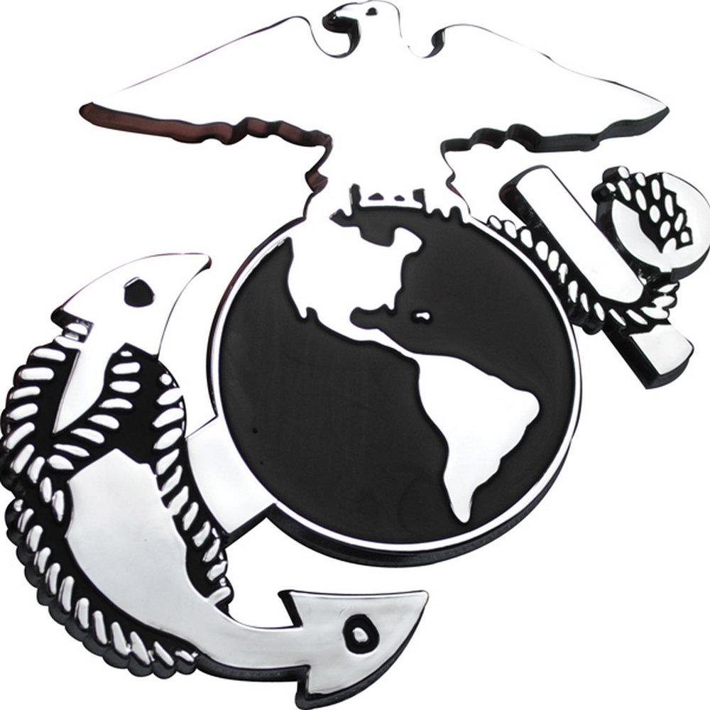 Usmc Eagle Globe And Anchor Clip Art - ClipArt Best