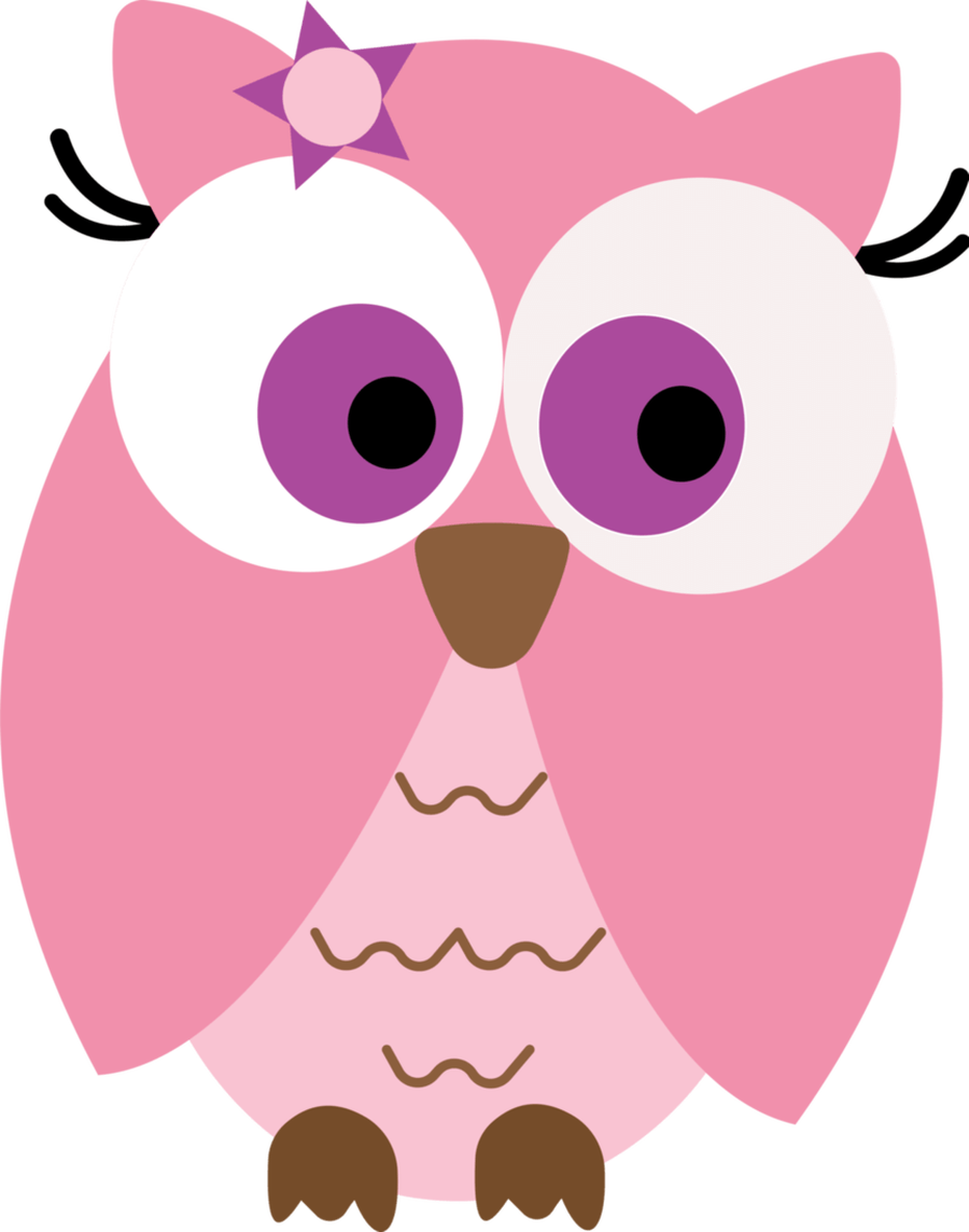 baby shower pink owl clip art free cliparts that you can download to ...