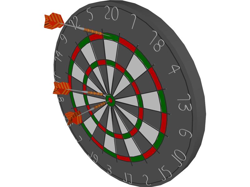 clipart darts dartboard - photo #19