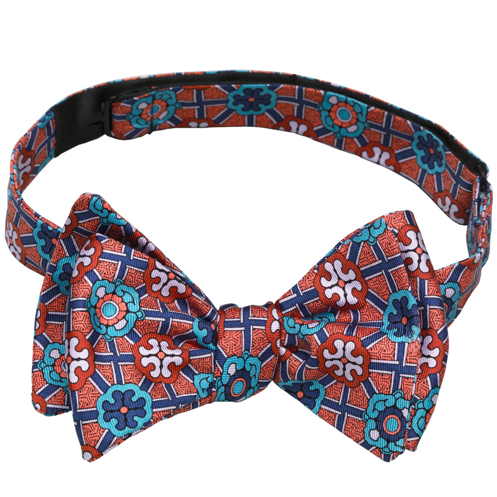 Clip On Bow Tie Pattern Bow tie pattern
