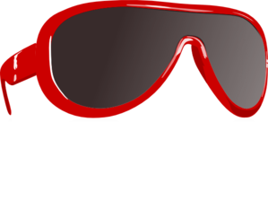 Red Sunglasses clipart, cliparts of Red Sunglasses free ...  |Cartoon Red Sunglasses