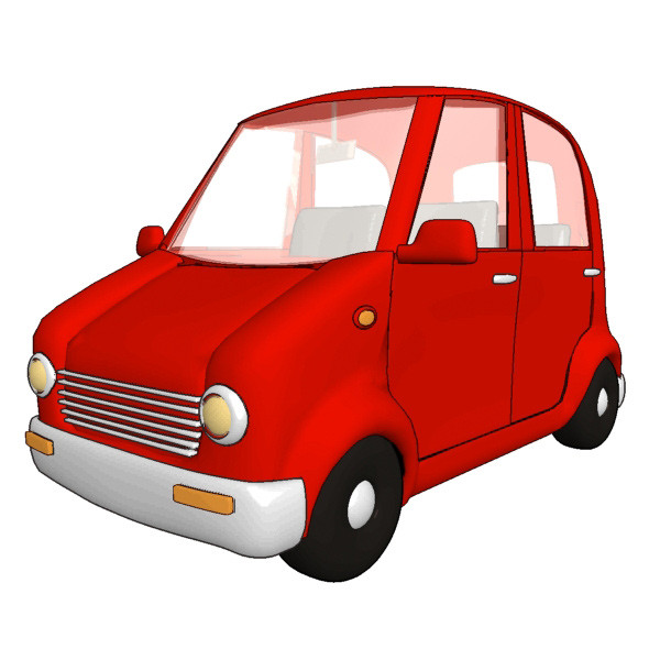 cartoon cars clipart - photo #48