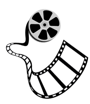 movie reel long film clipart best movie reel clipart black and white Movie Ticket Clip Art