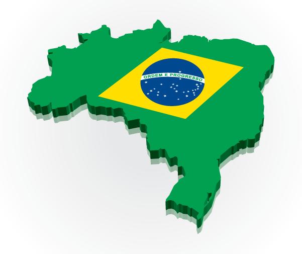 brazil map wallpaper - photo #1
